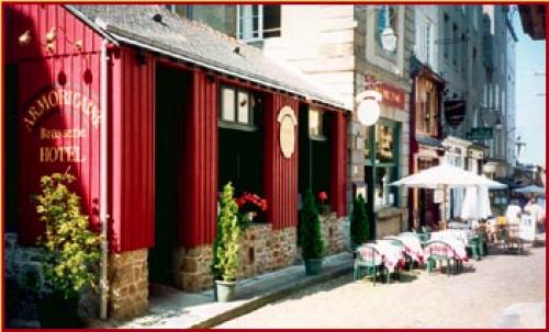 Restaurant La Brasserie Armoricaine St Malo