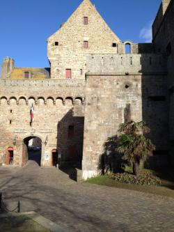 Saint-Malo : The Castle
