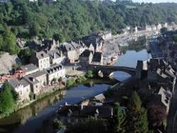 Dinan the harbour